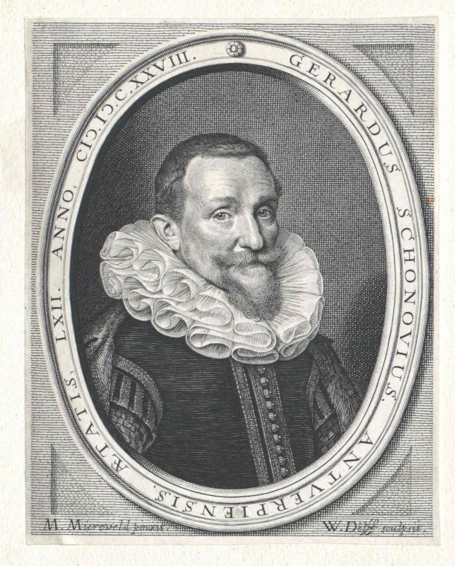 Schoonhoven, Gerard van