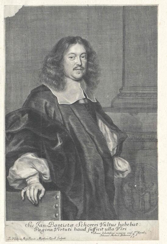 Schorer, Johann Baptist