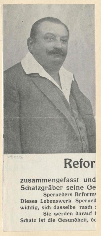 Sperneder, Alois