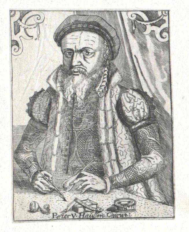 Haussen, Peter von