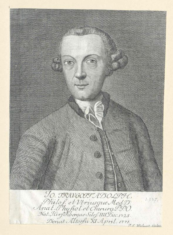 Adolph, Johann Traugott