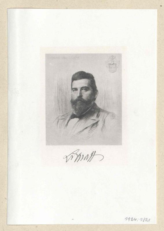 Graff-Pancsova, Ludwig Bartholomäus
