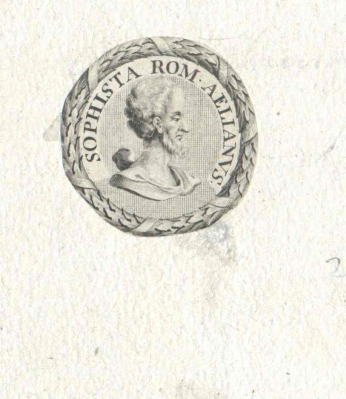 Aelianus, Claudius