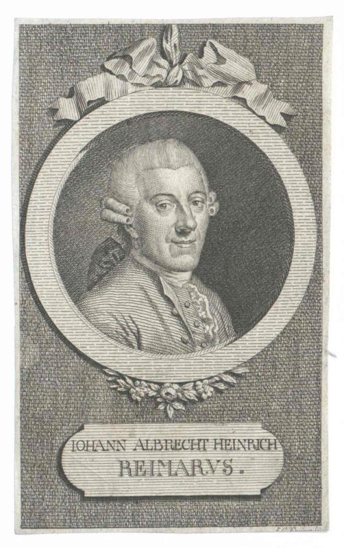 Reimarus, Johann Albert Heinrich