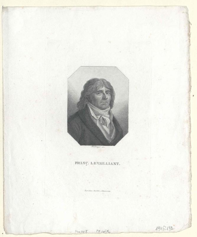 Levaillant, François