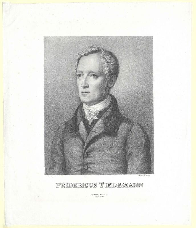 Tiedemann, Friedrich