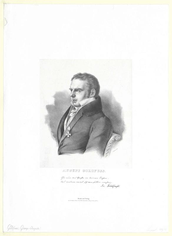 Goldfuss, Georg August