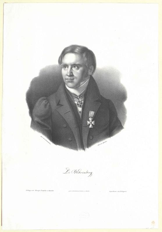 Ehrenberg, Christian Gottfried