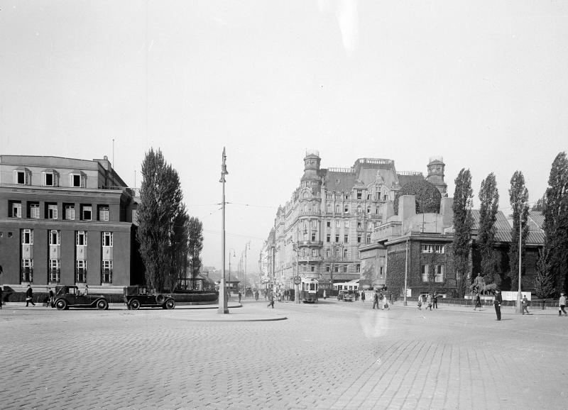 Wien 1, Friedrichstraße