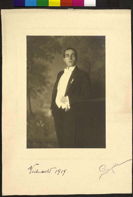 Porträt Raoul Korty