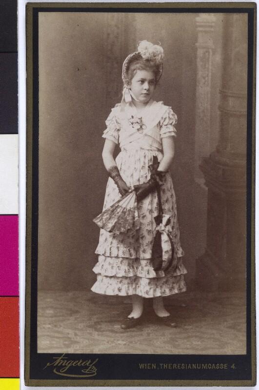 Bildnis eines jungen Mädchens