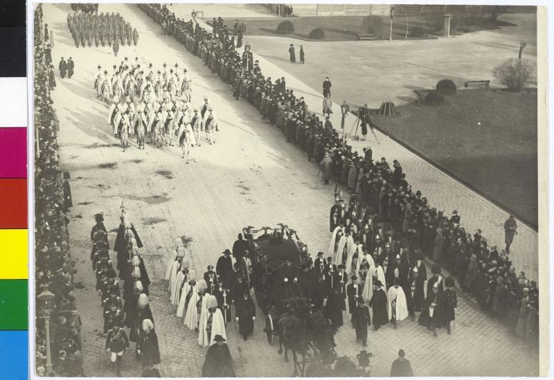 Begräbnis Kaiser Franz Joseph I.