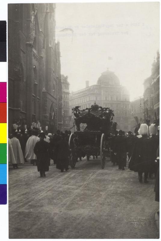 Begräbnis von Kaiser Franz Joseph I.