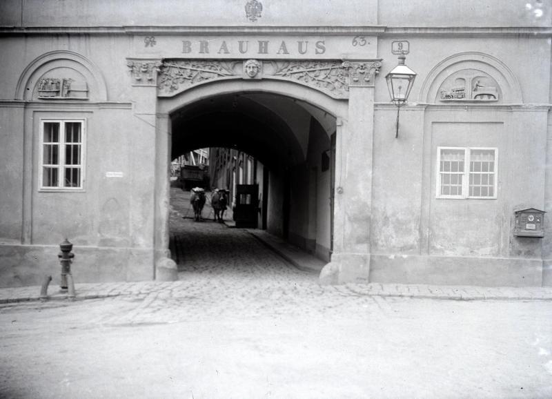 Wien 19, Hackhofergasse 9