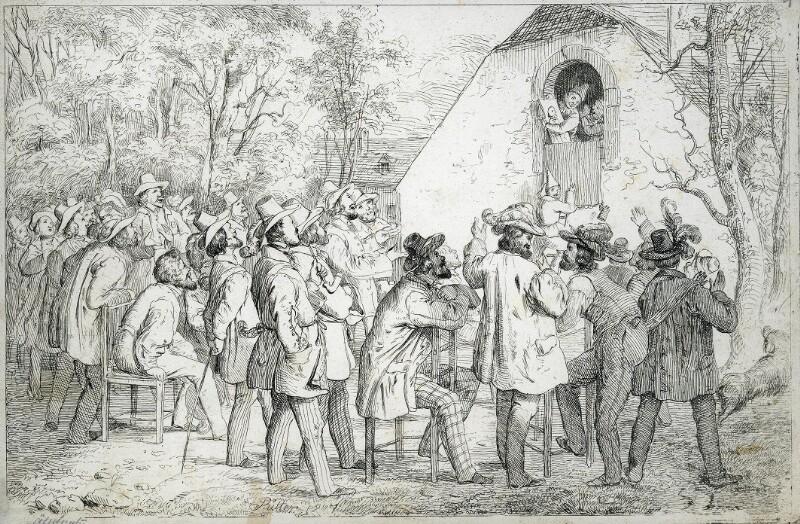 Albrecht-Dürer-Fest auf dem Wiener Kahlenberg