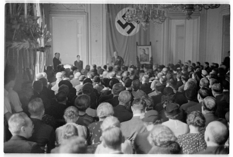 Erntedankfest der Deutschen Gesandtschaft