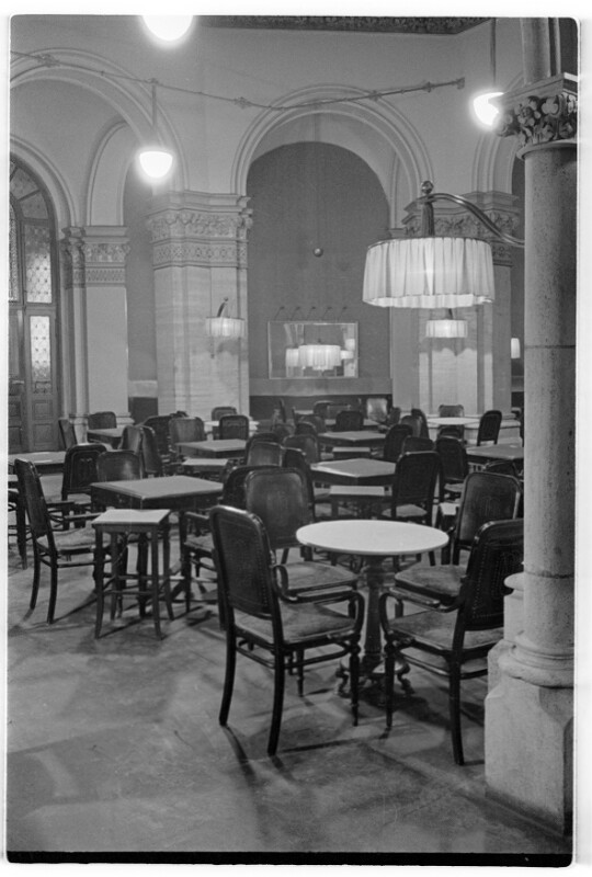 Wien 1, Café Central