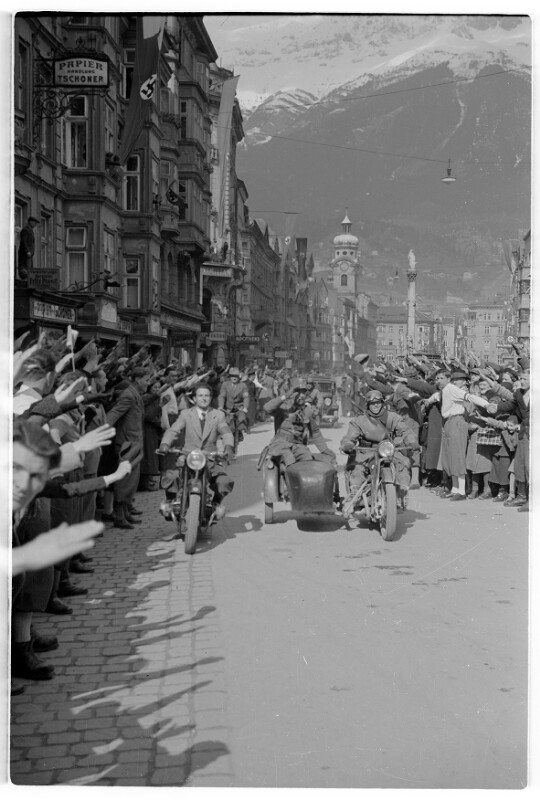 Anschluss 1938