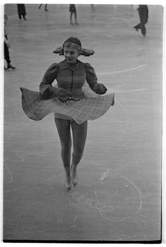 Eislauf-Nachwuchs in der Engelmann-Arena