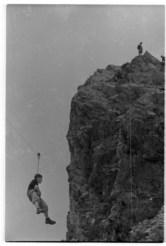 Alpines Rettungsgerät