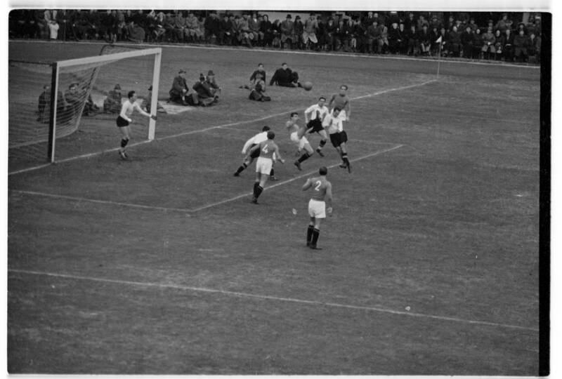 Fußball Österreich - Italien 5:1