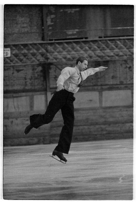 Eislaufen Engelmann