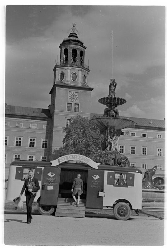 Salzburger Festspiele 1946
