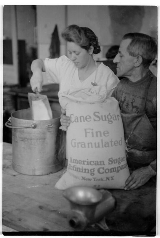 Lebensmittelhilfe aus den USA
