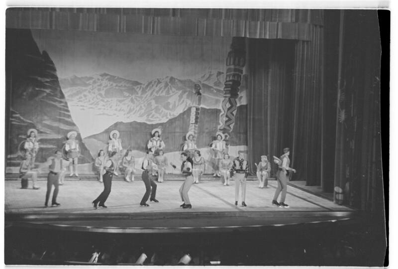 Eisrevue 1950