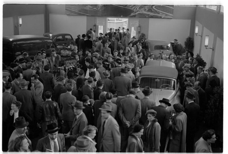 Auto-Ausstellung