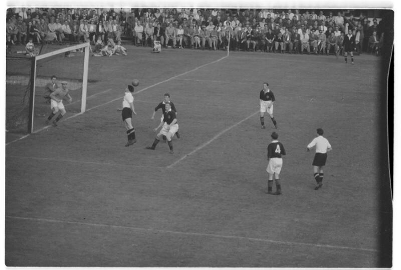 Fußball Österreich - Schottland 4:0