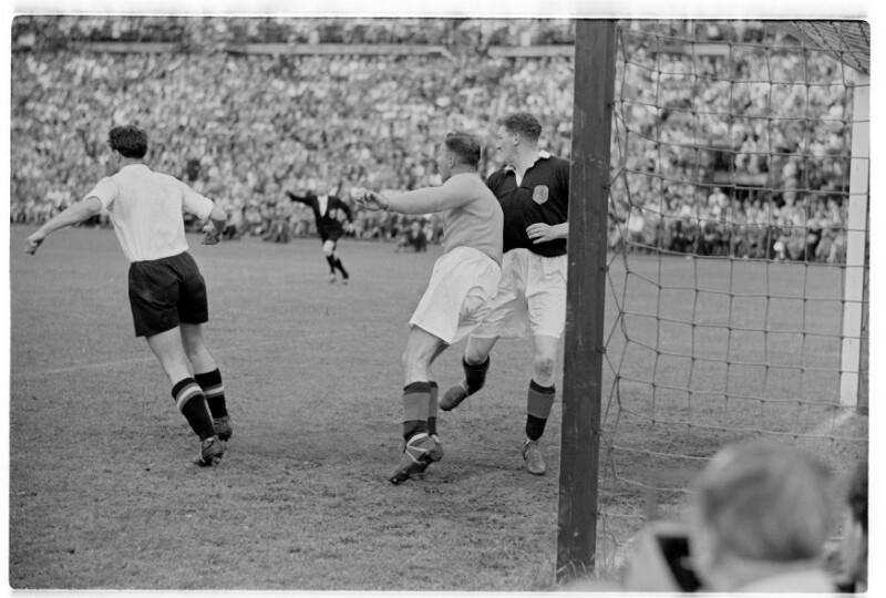 Fußball Österreich - Schottland
