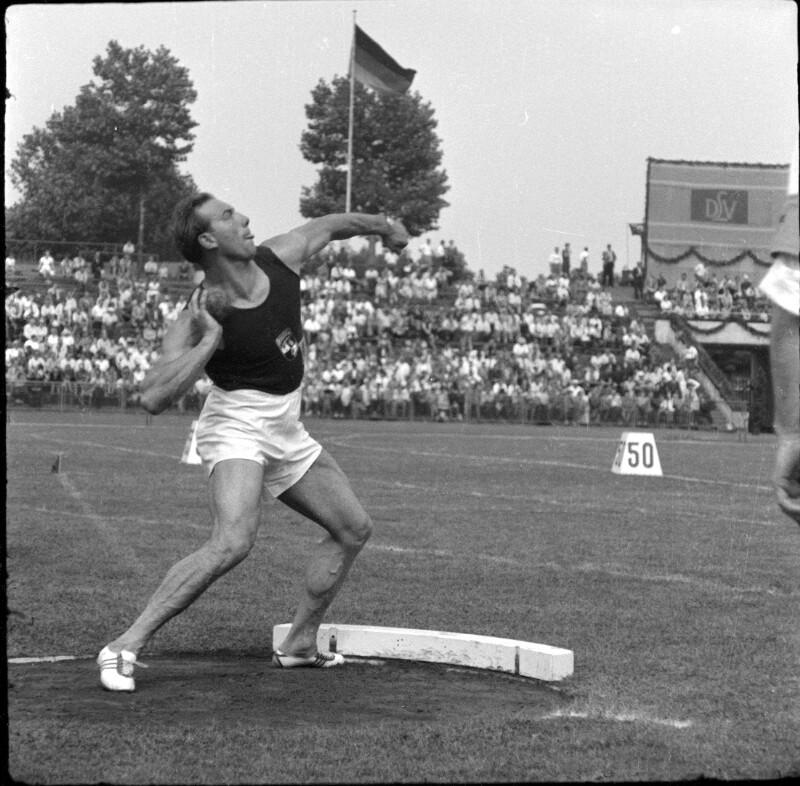 Deutsche Leichtathletikmeisterschaften 1951