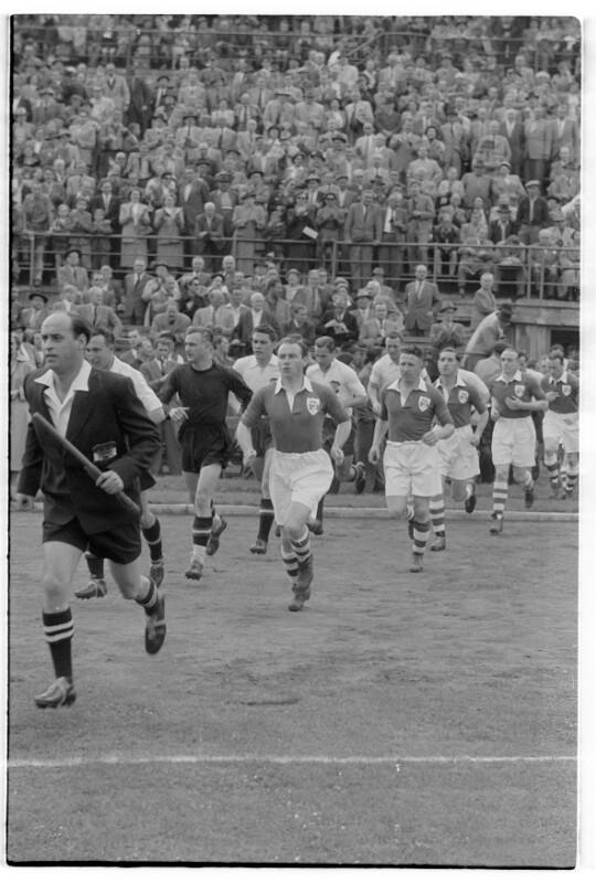 Fußball Österreich - Irland 6:0