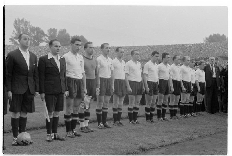 Fußball Österreich - Portugal 9:1