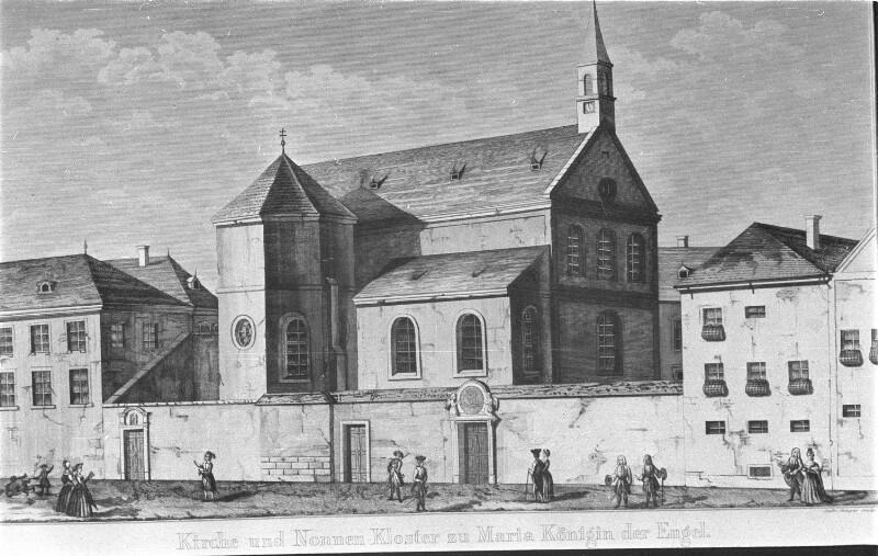 Wien 1, Kirche des Königsklosters