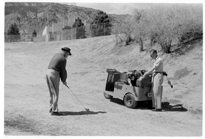 Colorado Springs, Golf