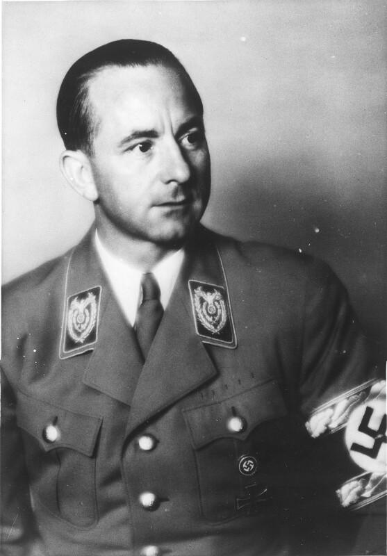 NS-Pressechef Otto Dietrich