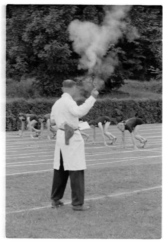 Österreichische Leichtathletik-Meisterschaften 1954