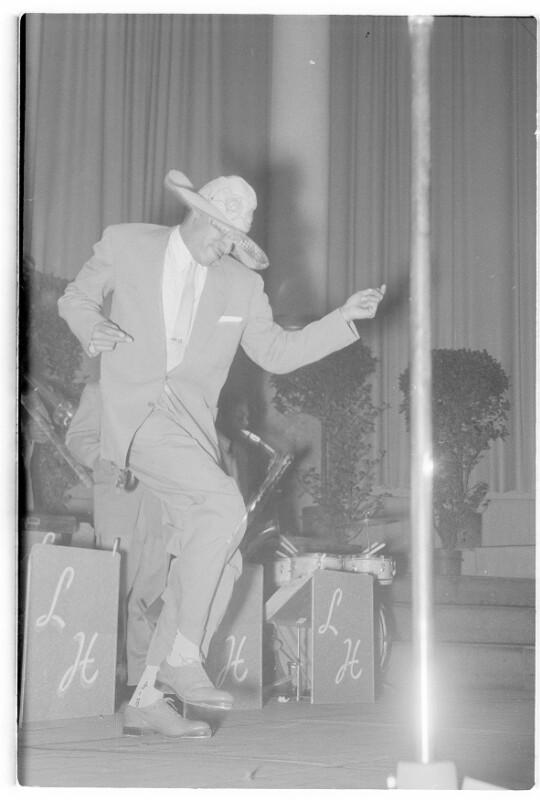 Lionel Hampton im Wiener Konzerthaus