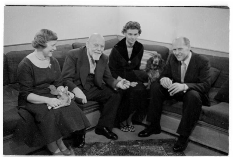 70. Geburtstag von Lorenz Böhler