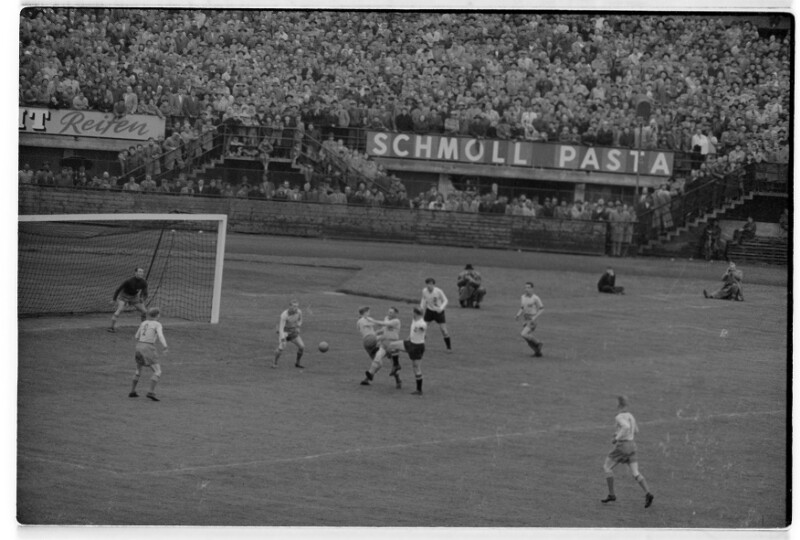 Fußball Österreich - Schweden