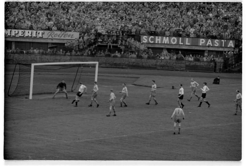 Fußball Österreich - Schweden 1:0
