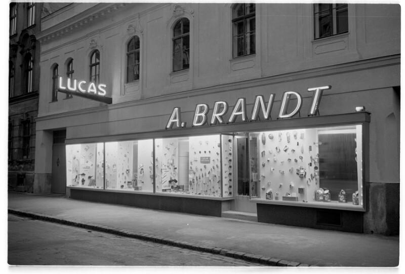 Brandt Fassade/Auslage