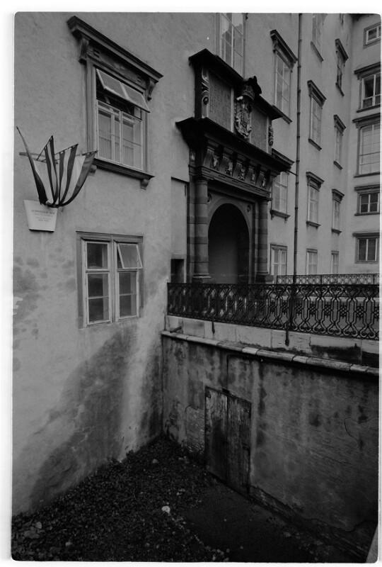 Wien 1, Schweizertor