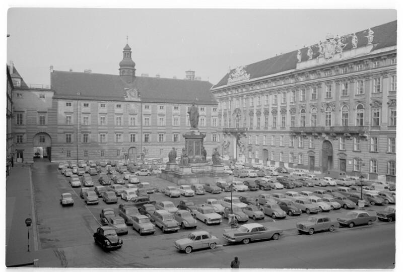 Wien 1, Innerer Burghof