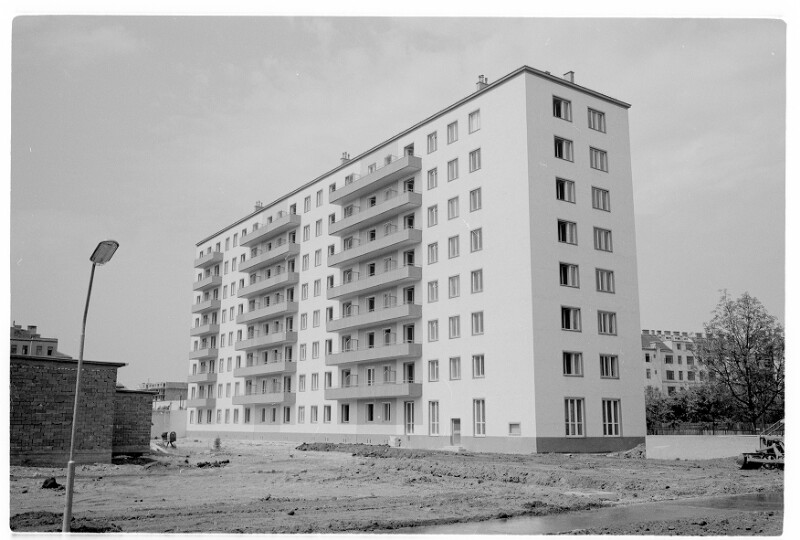 Wohnblock Hannovergasse