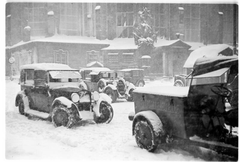 Winter in Wien