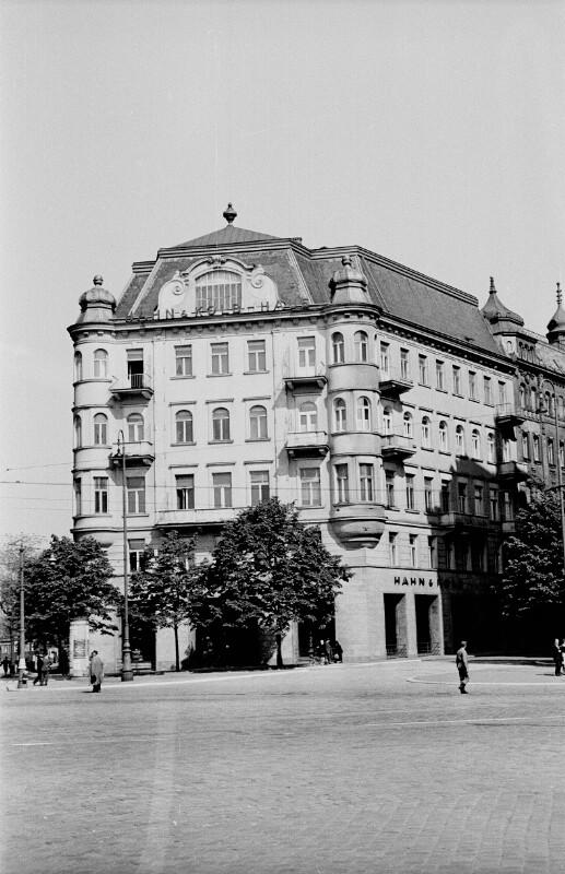 Wien 1, Aspernplatz 1