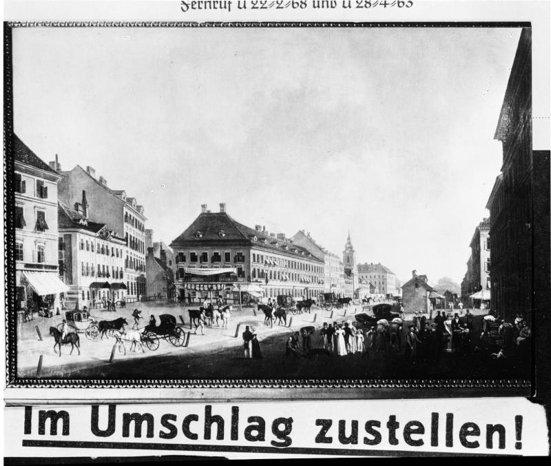 Wien 2, Jägerzeile